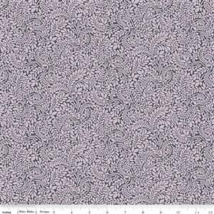 Liberty Summer House Collection in Light Plumb Cambridge Fern Fabric 0.5m