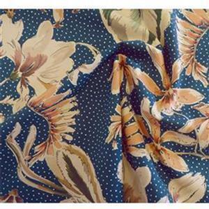 Ocean Blue Selsey Top Fabric Bundle (1.5m)