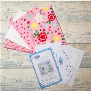 Living in Loveliness Fabulously Fast Fat Quarter Fun Issue 1 Riley Blake Opt 2