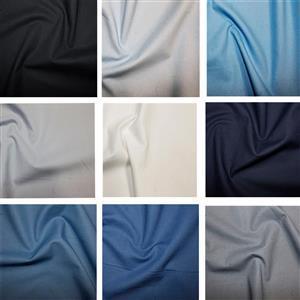 Winter In The City Bargello Wall Hanging Kit - Instructions, Fabric (5.5m) & Bondaweb