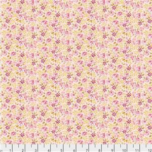 Dena Designs Canberra Rose on Ochre from Adelaide Grove Range 0.5m