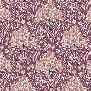 Liberty Woodhaze in Pink Fabric from Winterbourne House Range 0.5m