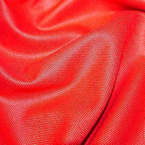Red Cotton Canvas Fabric 0.5m