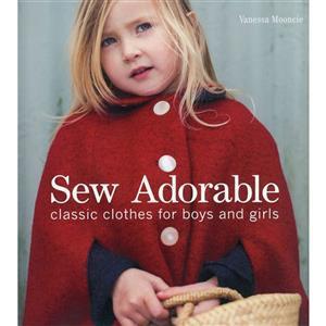 Sew Adorable Book
