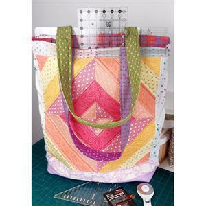 Suzie Duncan's Ruler Holder Bag Instructions