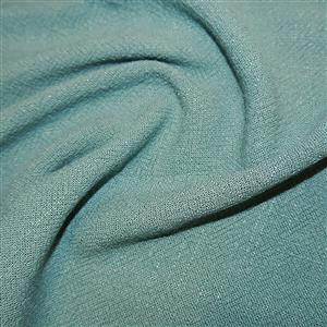 Teal 100% Stone Washed Linen 0.5m