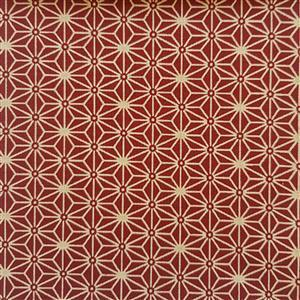 Yano in Red Pixelation Fabric 0.5m