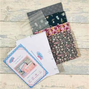 Living In Loveliness Fabulously Fast Fat Quarter Fun Issue 8 Riley Blake Option 3