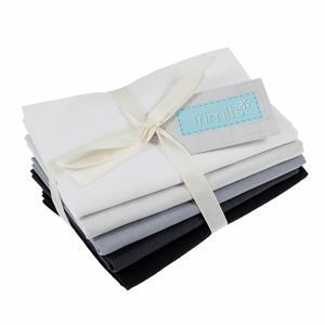 Early Bird Special - Monochrome Fat Quarter Pack 5. Special Price