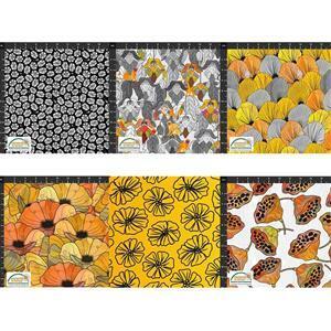Medinilla Monkey Autumn Fabric Bundle (3m)
