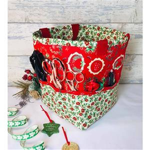 Living in Loveliness Christmas Craft Caddy Option 1 Kit