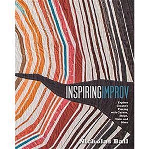 Early Bird Special - Inspiring Improv by Nicholas Ball Book. Save £3