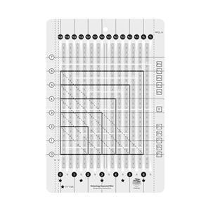 Creative Grids® Non-Slip Stripology Mini Quilt Ruler