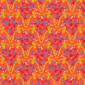 Jardin De La Reine Palace Arcades on Hot Fabric 0.5m