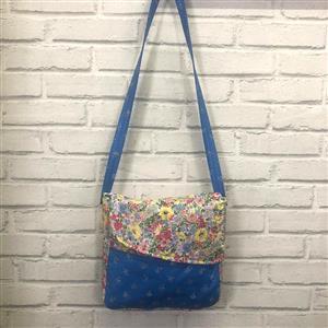 Living in Loveliness - Liberty Alexie Messenger Bag Kit