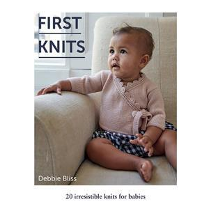 First Knits Book by Debbie Bliss