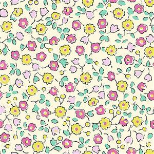 Liberty Suffolk Fields Fabric from Flower Show Summer Range 0.5m