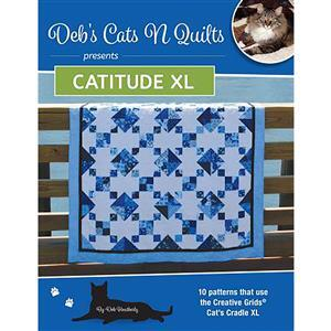 Catitude XL Book by Deb Heatherly