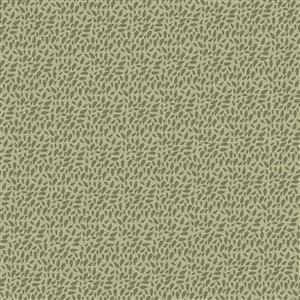 Lynette Anderson Swan Cottage Leaves Vine Fabric 0.5m