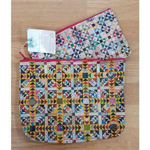 Addicted to Scraps Eco Pouch Set