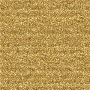 Glitter Plain Gold Fabric 0.5m