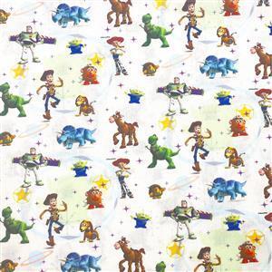 Pixar Toy Story Fabric 0.5m