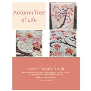 Delphine Brooks' Autumn Tree of Life Instructions