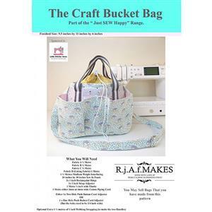 Rebecca Alexander-Frost Craft Bucket Bag Instructions