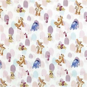 Winnie The Pooh & Friends Fabric 0.5m