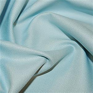 Sky Blue Cotton Canvas Fabric 0.5m