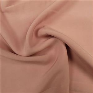 Shelly Challis Blush Pink Viscose Fabric 0.5m
