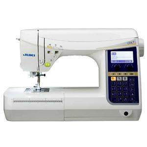 Juki DX7 Sewing Machine Including Free Sewing Feet Pack Worth £110