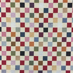 New World Tapestry Big Chess Fabric 0.5m