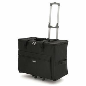 Sewing Machine Trolley Bag Black - Large