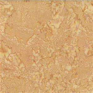 Bali Hand Dyed Gold Fabric 0.5m