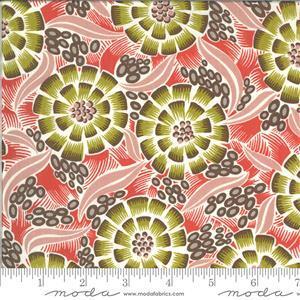 Moda Winkipop Passion Fruit Pink Fabric 0.5m