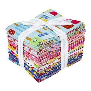 Riley Blake Rainbow Fruit FQ Pack