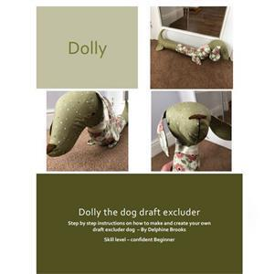 Delphine Brooks' Dollie the Draft Excluder Instructions