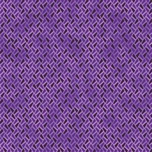 Gradient Dark Purple Fabric 0.5m