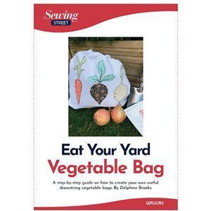 Delphine Brooks' Eat your Yard Bag Instructions