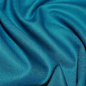 Teal Cotton Canvas Fabric 0.5m