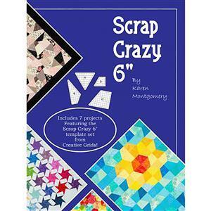 Scrap Crazy 6 Book by Karen Montgmery