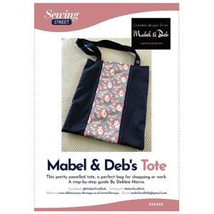 Mabel and Deb Tote Bag Instructions