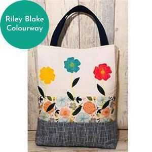 Living in Loveliness Riley Blake Allanah Tote Bag Kit