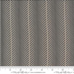 Moda Winkipop Grey Stripe Fabric 0.5m