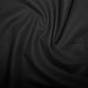 Black 100% Cotton Fabric 2m Backing Bundle