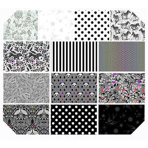 Tula Pink Linework Fat Quarters Pack of 13