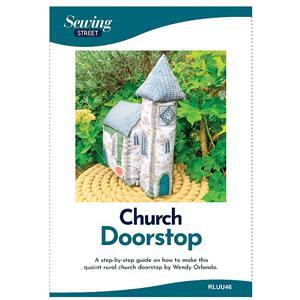 The Crafty Co. Church Doorstop Instructions