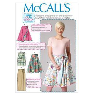 Misses' Skirts Sewing Pattern Sizes 16-24