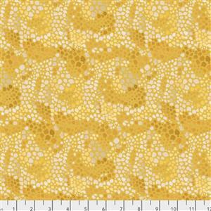 Dena Designs Melany Mosaic on Ochre from Adelaide Grove Range 0.5m